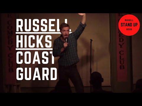 "Russell Hicks - ""Coast Guard"""