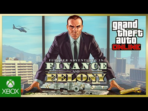 GTA Online: Further Adventures in Finance and Felony (Official Trailer)