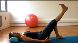 Vidéo Conseil Santé : exercice de renforcement musculaire des jambes