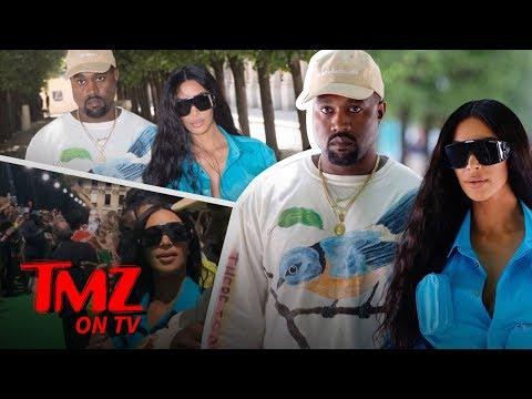 Kim Kardashian's Big Paris Return! | TMZ TV