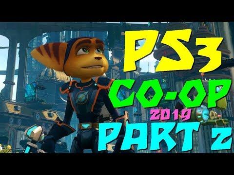 Top 10 PS3 CO-OP Games Action/Adventure 2019 Part 2   Ps3 Multiplayer Games Offline   Ps3 Split