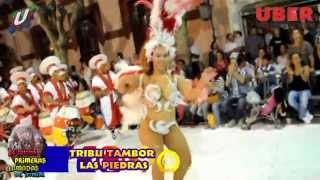 TRIBU TAMBOR   DESFILE DE LLAMADAS DE DURAZNO 2015