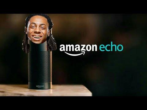 amazon echo : lil Wayne edition