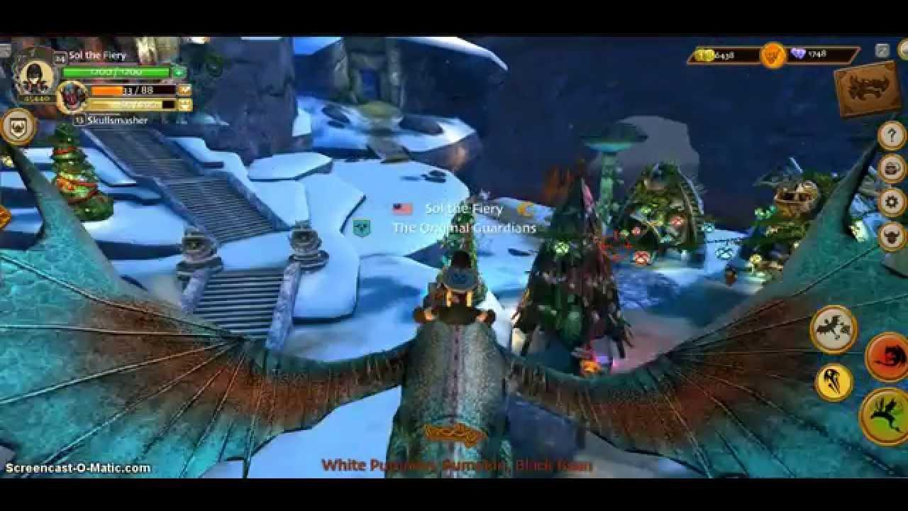 School of Dragons Weird new glitch