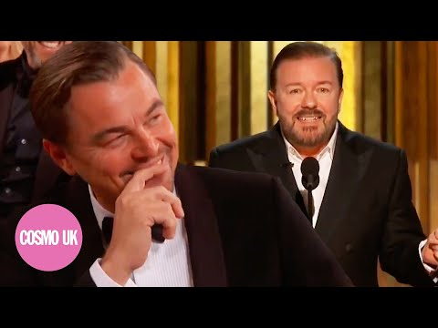 2020 Golden Globes: The Most Awkward Moments Ever! | Cosmopolitan UK