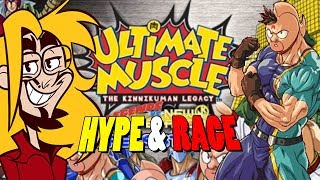 ULTIMATE MUSCLE - Hype & Rage Compilation w/YoVideogames
