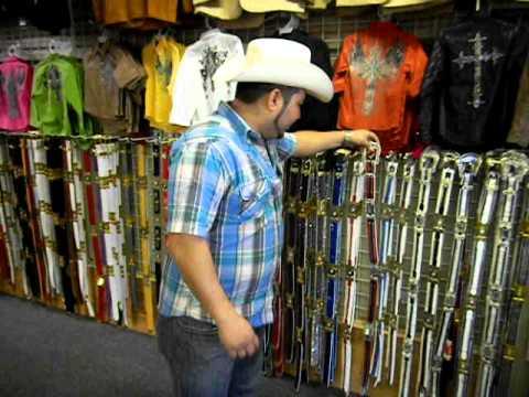 Gomez Western Wear Dallas Texas Quot El Guero Quot Youtube