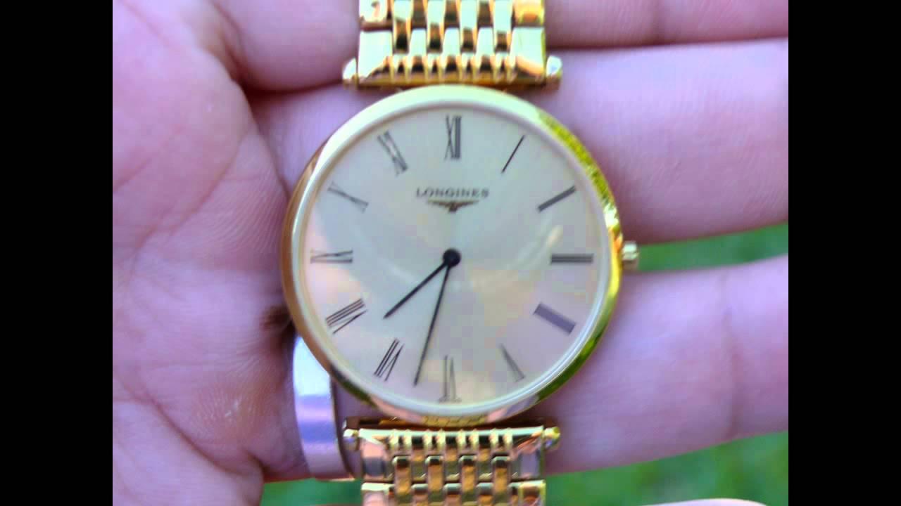 613c380ee7d0 Longines La Grande Classique Dress Watch - Paul Pluta Prestige Watch Review  Special - YouTube