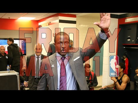 NBA Daily Show: May 11 - The Starters