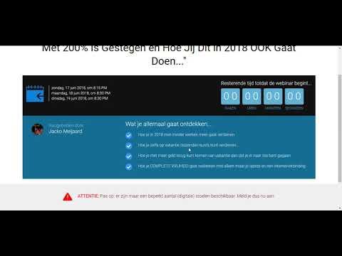 Geld verdienen? Dat kan met Internet Succes Gids.nl – Internet Masterclass