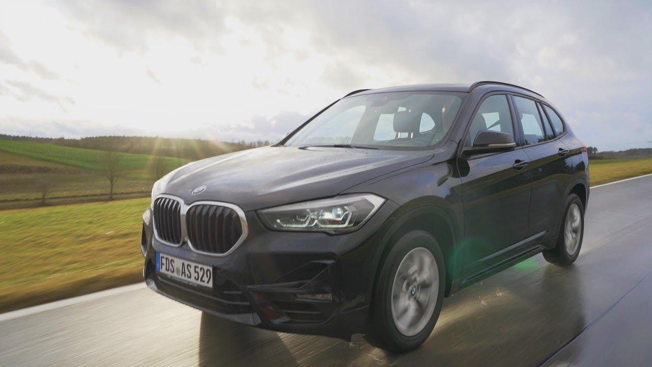 Was hat sich verbessert 20 BMW X20 LCI    Review, Fahrbericht ...