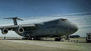 USAF C-5M Galaxy • Record Holding Cargo Air Lifter