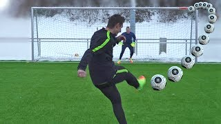freekickerz vs Klose - Penalty Shootout // Elfmeter Challenge