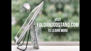 Fold + Go Tablet Stand (old)