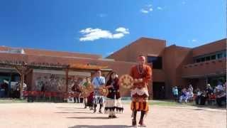 Navajo Spirit Blessing Dance - Pollen Trail Dancers