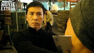 Ip Man 3 (2016) Featurette - Wing Chun Lesson 3 - Butterfly Knives & the Dragon Pole
