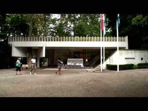 Trailer / Sverre Fehn / Nordic Pavilion
