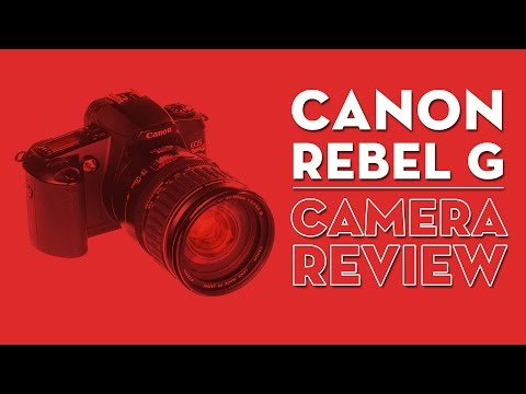 Canon Rebel G Camera Review