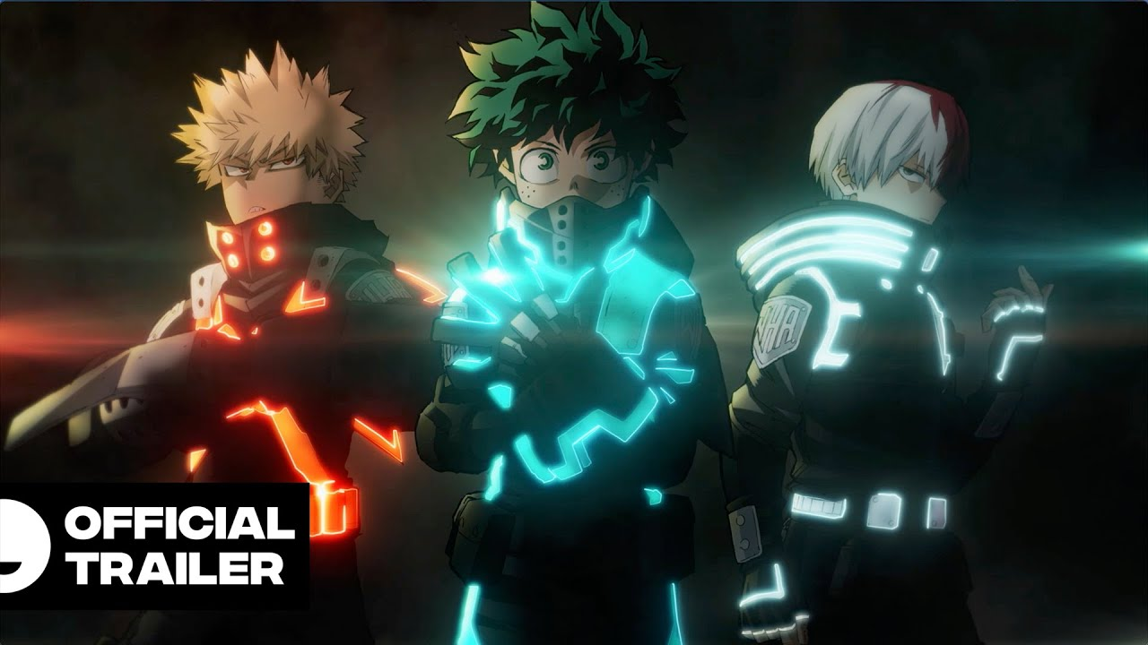 My Hero Academia World Heroes Mission Release Date Polygon