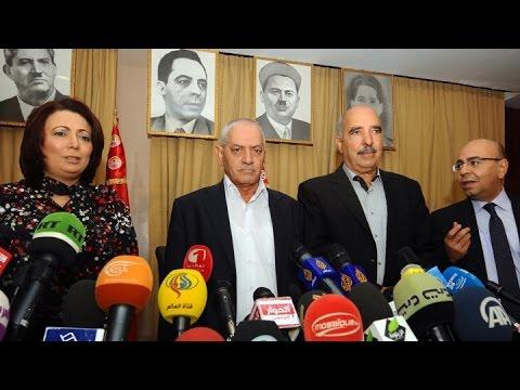 فرانس 24: Tunisian democratic dialogue wins Nobel Peace Prize: