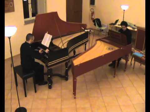 G. F. Handel - Music for the Royal Fireworks - Menuet I