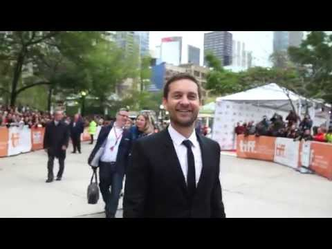 Pawn Sacrifice: Tobey Maguire TIFF Movie Premiere Gala Arrival