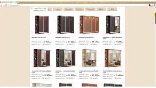 Как заказать готовый шкаф купе(, 2016-08-08T09:33:26.000Z)