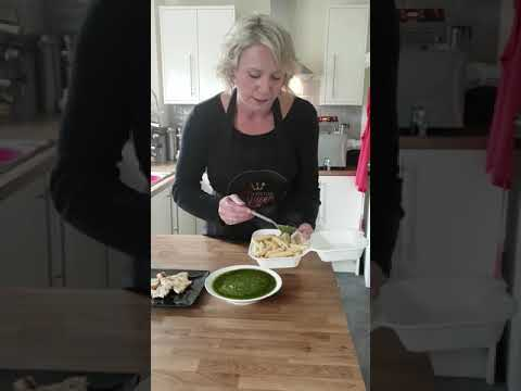 How Pastini Queen create' Create Your Plate' dishes - just how quick is this ?
