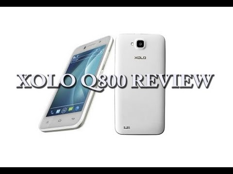 Xolo q800 review