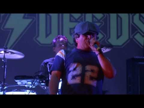 Back In Black And Dirty Deeds - Dirty Deeds - AcDc Tribute Band - Rochester Opera House - 7-21-2017