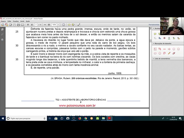 Prof. Cassildo Souza - Revisão  para Consórcio do Trairi e Agreste/RN - Fundamental (FUNCERN)