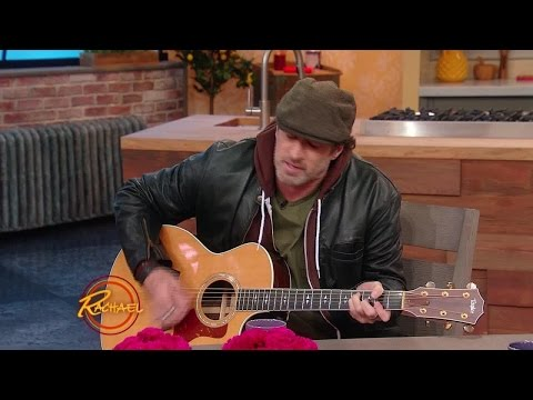 Scott Patterson on The Rachael Ray Show