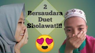 Sholawat ataghonna Andinia Rizal Yahya