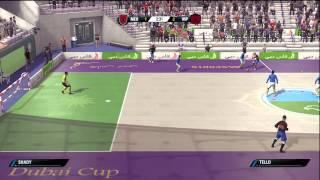 Fifa Street 4 - Online Team Play 4 v 4