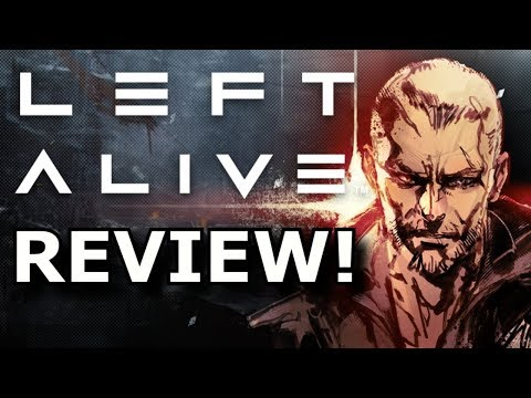 Left Alive Review Metal Gear Garbage Ps4 Youtube