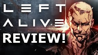 Left Alive Review! Metal Gear GARBAGE? (Ps4)