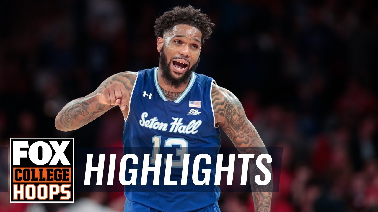 Powell joins 2,000-pt club with 29, leads Seton Hall past St. John's  HIGHLIGHTS