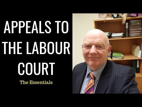 Appeals to the Labour Court-What You Should Know