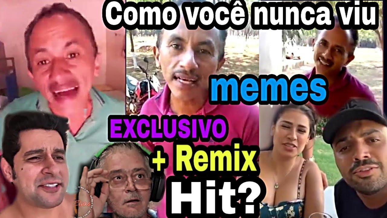 Caneta azul. Remix, memes e música (Entenda o caso)