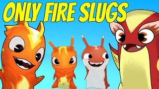 Slugterra Slug it Out ! #96 | ONLY FIRE SLUGS CHALLENGE ! MEGAMORPH INFURNUS & Friends