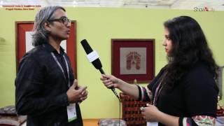 Fuchsia Vine Designs Pvt.Ltd, Heimtextil & Ambiente India 2017, Pragati Maidan, New Delhi