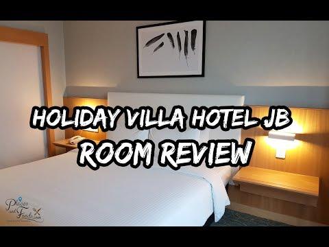 Holiday Villa Hotel Johor Bahru Room Review