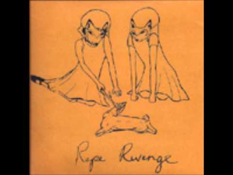 """Rape Revenge - s/t 7"""""""