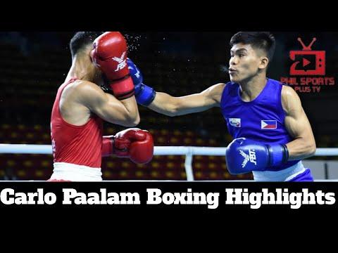 Carlo Paalam Boxing