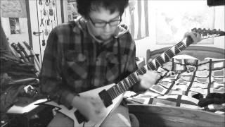 Skrillex - Reptile (Guitar Cover)