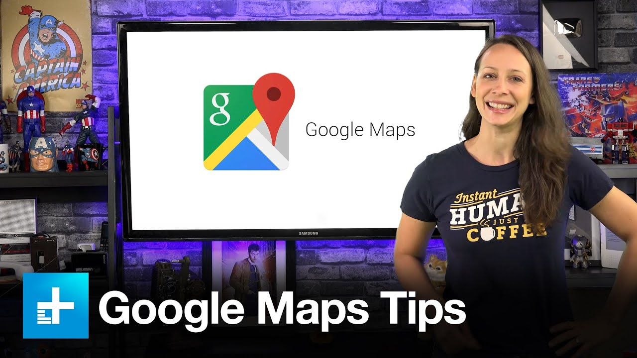 Top 10 tips for using Google Maps