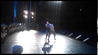 ВПК Голубые береты ДОСААФ России-Панда(показательное выступление в БКЗ)