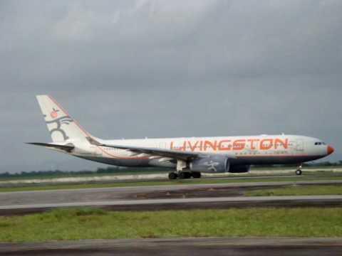 Airbus A330-200 Livingston Energy Flight.-DECOLANDO DE MACEIO -SBMO