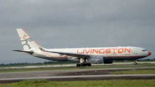 Airbus A330-200 Livingston Energy Flight.-DECOLANDO DE MACEIO -SBMO