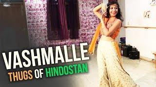 Vashmalle song | Thugs Of Hindostan | DANCE CHOREOGRAPHY | Aamir Khan | Amitabh  Bachchan | Runjhun